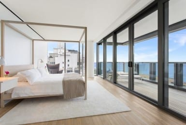 The Residences at the Miami Beach Edition1101 Master Bedroom