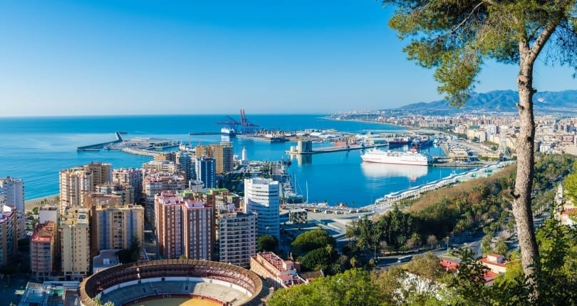 "Malaga port becomes the new ""Miami-style"" marina"