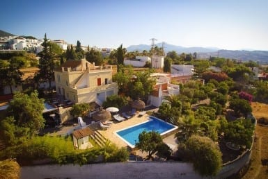 Bed and breakfast alhaurin el grande for sale-min