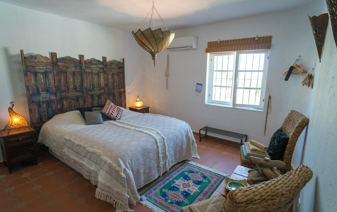 Successful bed and breakfast for sale in Alhaurin el Grande