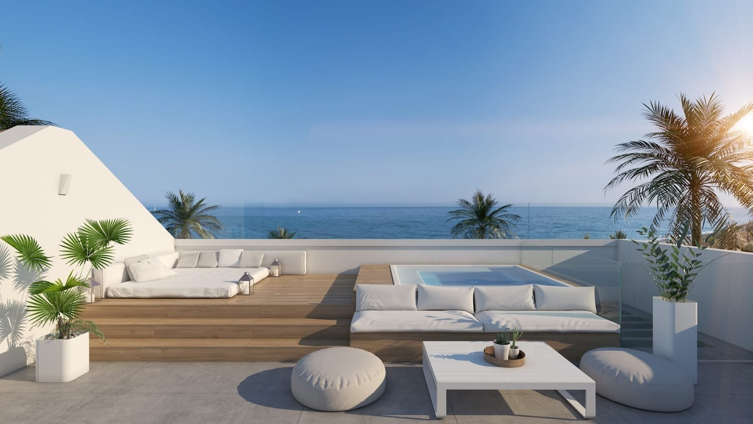 Imare beachfront luxury villa new golden mile