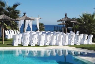 Club de playa spa restaurante mijas - Investo International
