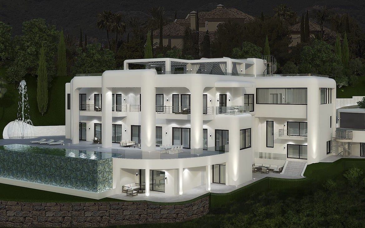 Luxury dream villa La Zagaleta - Investo International