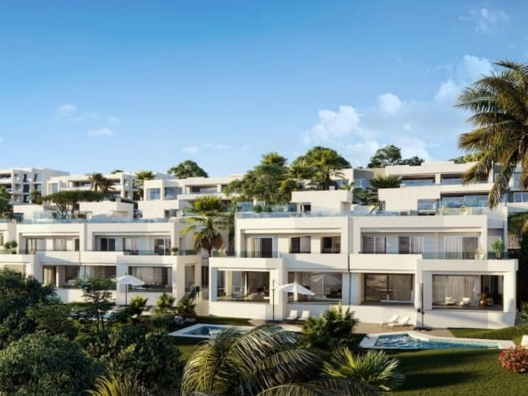 Soul Marbella townhouses-exterior-01