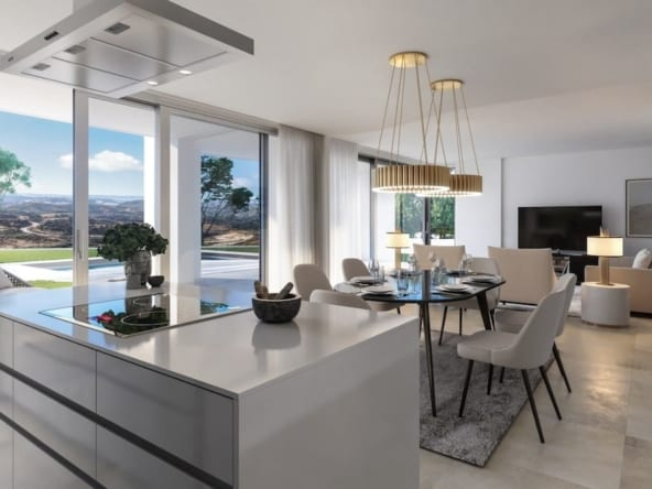 Soul Marbella townhouses-interior-living