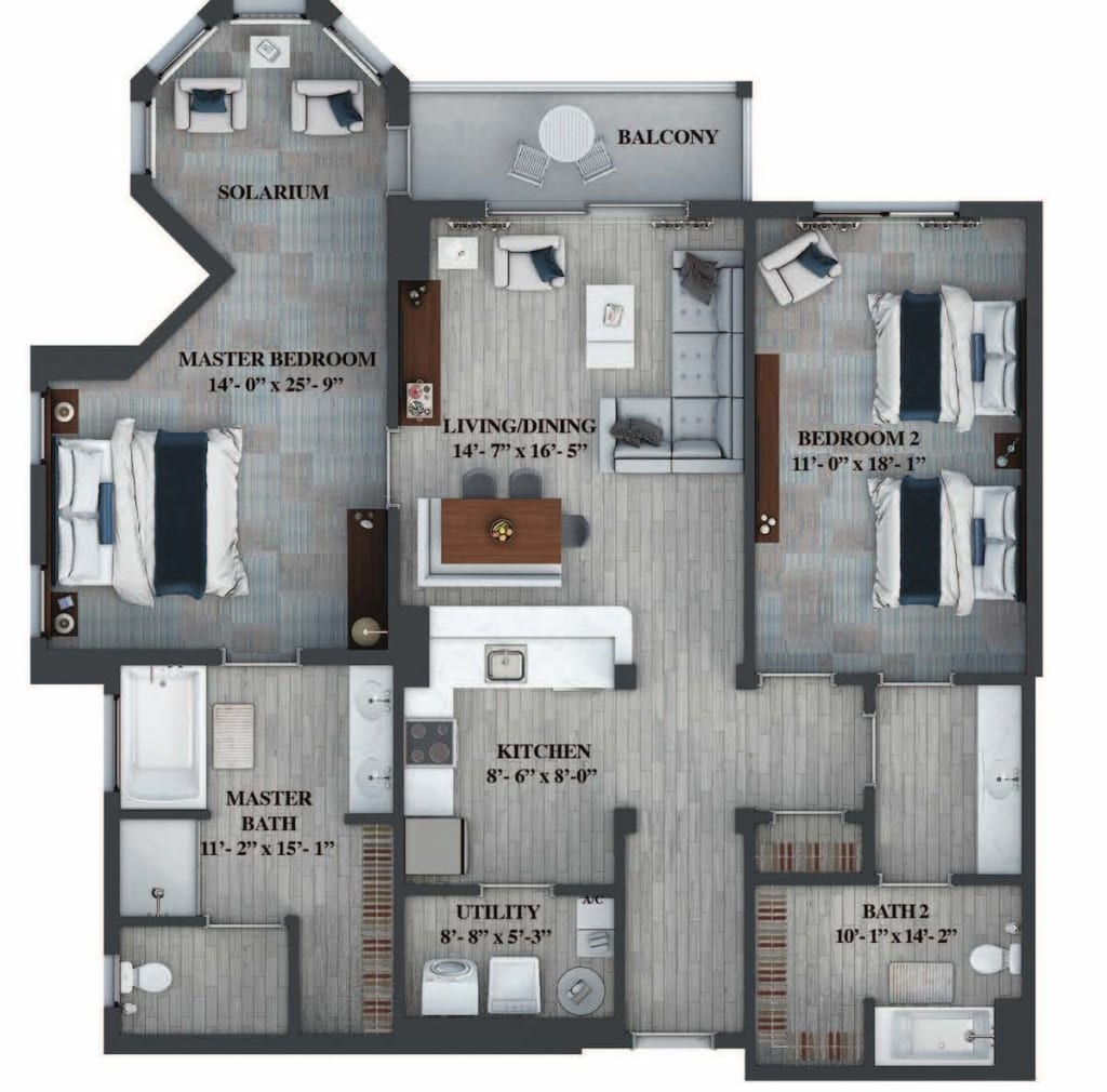The Grove Residences Cypress