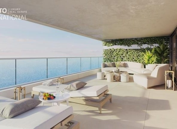 Picasso Towers Terrace 2