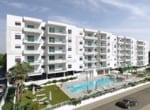 Modern apartments 2 and 3 bedroom apartments Benalmadena Costa