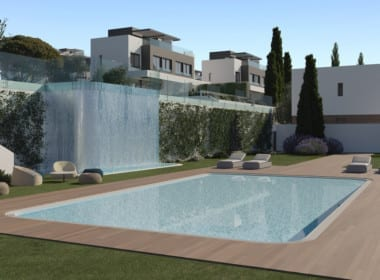 semi detached villas Estepona Serene Atalaya Investo International