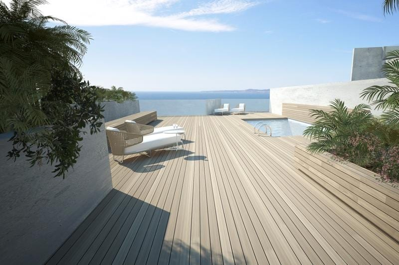 Elegant homes by the sea navio terraces