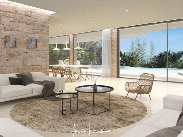 Elviria golf Living Room