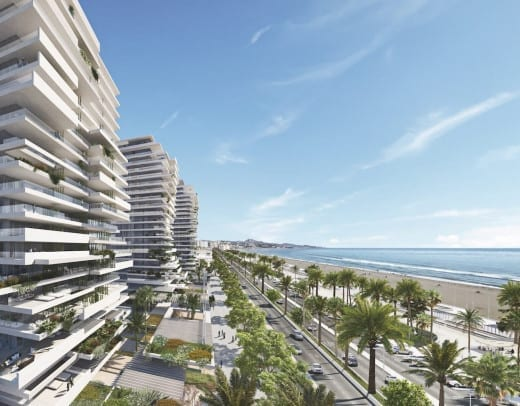 Picasso Towers Malaga - Investo International